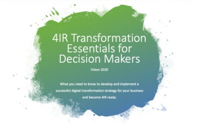 Aguru Training Program: 4IR / Digital Transformation Essentials for Decision Makers