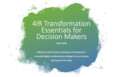 Aguru Training Program: 4IR / Digital Transformation Essentials for Decision Makers