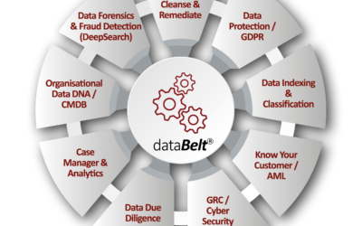 dataBelt® – Data Compliance, Cleaning & Integration