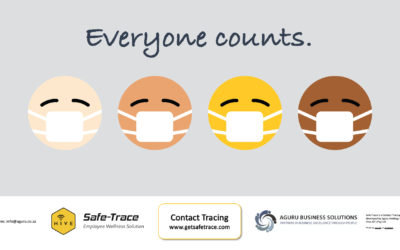 Safe-Trace Contact Tracing Solution Advert – June 2020
